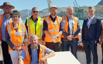 Canterbury Mayoral Forum and Regional Transport Committee freight tour